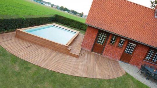 Cet été, achetez votre nouvelle piscine hors sol